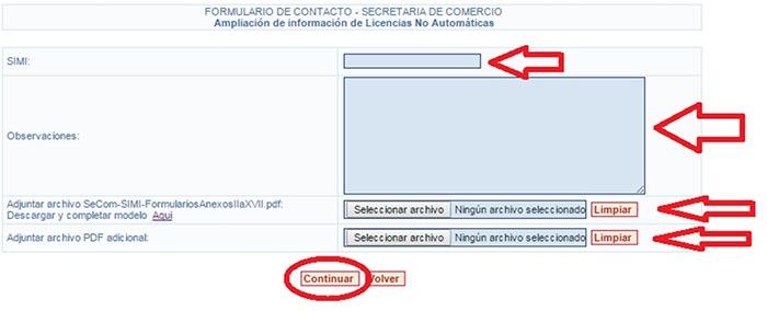 LNA Despachante de aduana asesoramiento Licencia No Automatica de Importacion