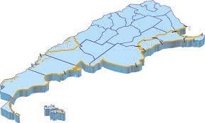 Mapa Aduanero-Aduanas