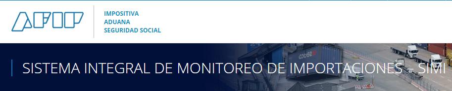 ✔¿Que es el Sistema Integral de Monitoreo de Importaciones? SIMI ( 2020)
