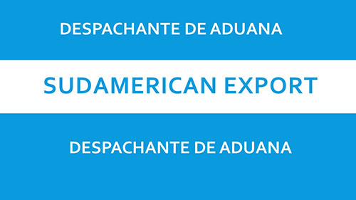 SUDAMERICAN EXPORT DESPACHANTE DE ADUANA