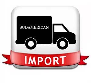 SUDAMERICAN IMPORT